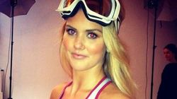 Hottest Snowboarder At The