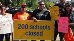 B.C. Teachers Won't Stop Striking Just Because We're Asked