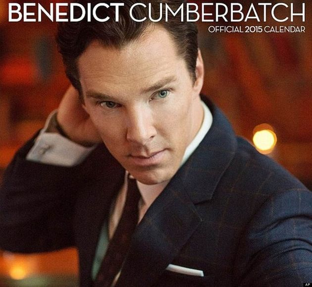 The Benedict Cumberbatch Calendar Of Your Dreams Is