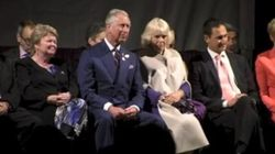 Performance For Prince Charles Goes Horribly Wrong In