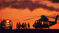 Oilsands Helicopter Ambulance Service In