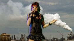 Oilsands Tycoon By Day, Drag Queen Karaoke Star By