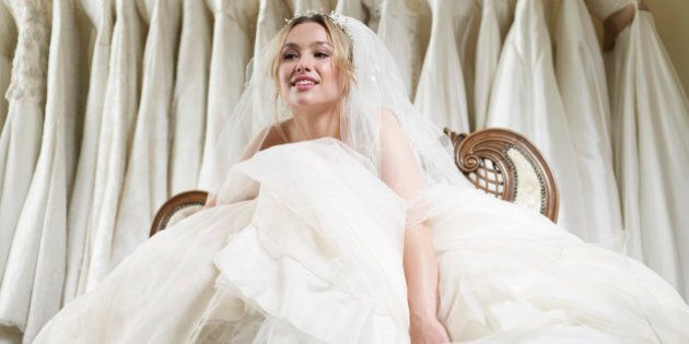 219b0ad89367 Plus-Size Wedding Dresses That Don't Skimp On Style (PHOTOS ...