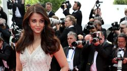 Aishwarya Rai Dazzles In Fishtail Gown At