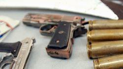Alleged Gun Smuggler Caught At Abbosford