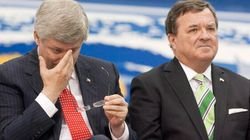 Harper Wanted Flaherty Out Of Finance: