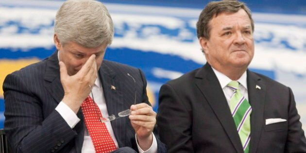 Jim Flaherty, Jim Prentice Nearly Changed Roles In 2007