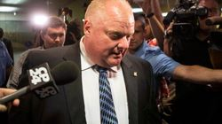 Ford Blames Racist, Homophobic Slurs On His