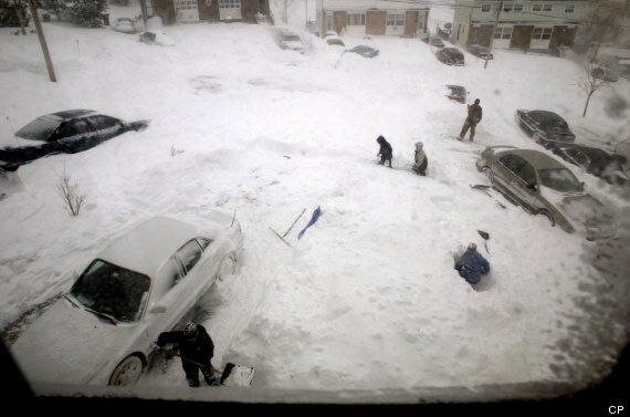 Halifax Weather: Blizzard Matches 'White Juan' From 2004 (VIDEO, TWEETS,