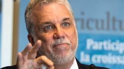 Quebec Liberal Leader Stashed Cash In Legal Off-Shore