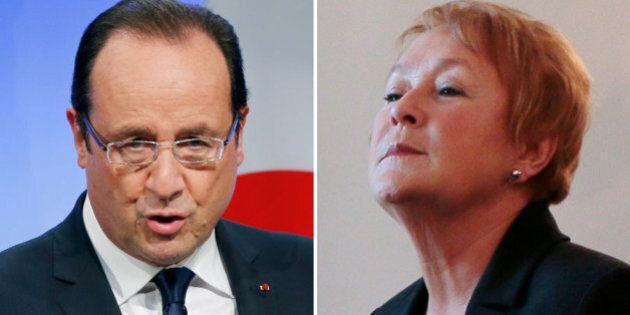 Francois Hollande, French President, Trumpets Secularism After Pauline Marois
