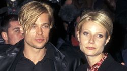 Brad Pitt And Gwyneth Paltrow Dressed Exactly