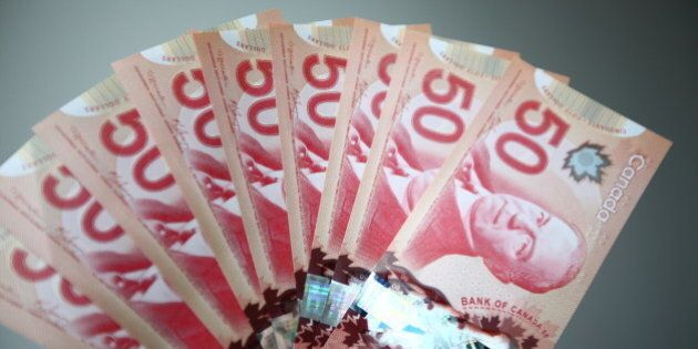 Canada's One Per Cent Sees Share Of Taxes