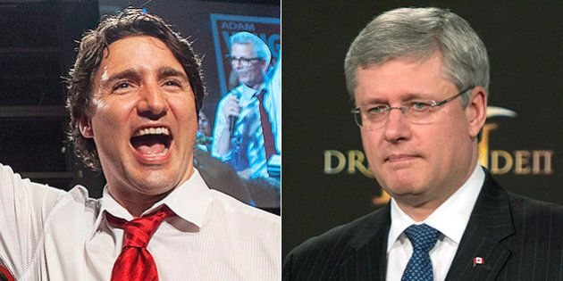 Canadians Like Trudeau Much More Than Harper, Poll