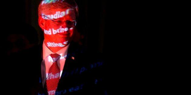 Harper's 2013 Full Of Turmoil, But Tory Team Focused On Election