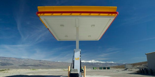 Valleyview Shell Super Station Restroom Voted Best Bathroom In Canada