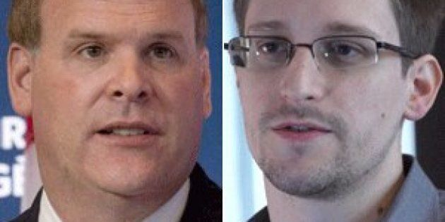 John Baird: Edward Snowden Should Surrender To