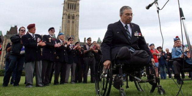 Disabled Canadian Military Veterans' $38.6-Million Settlement
