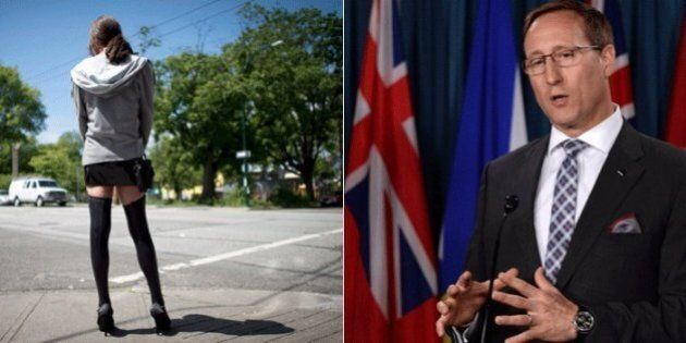 Peter MacKay Says He's Open To Amending Bill C-36, Proposed Prostitution