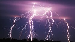 Lightning Sparks 15 Prince George Fires In 48