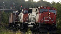 Investigation Begins After CN Train Derailment In