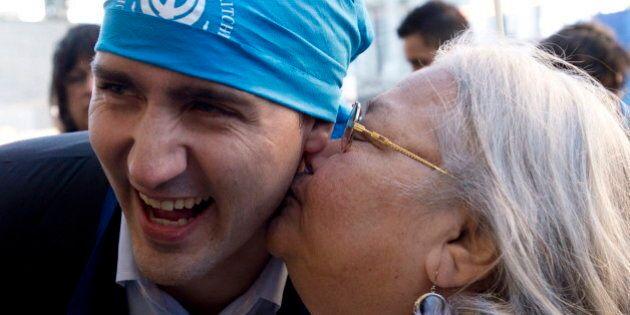 Justin Trudeau Vancouver: Liberal Leader Talks Immigration, Volunteers In