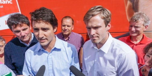 New Brunswick Election 2014: Liberals Try To Keep 'Wave'