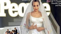 LOOK: First Photos Of Angelina Jolie's Wedding