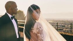 LOOK: New Kim Kardashian, Kanye West Wedding