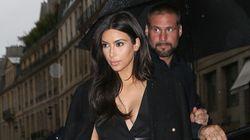 Kim Kardashian's Dress Will Make You