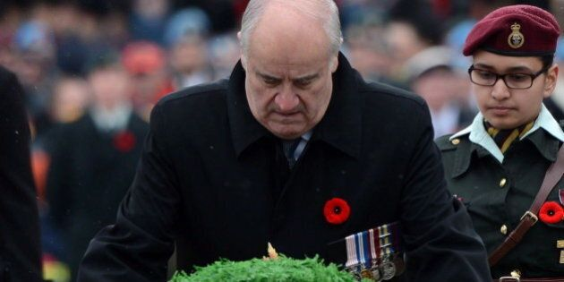 Canadian Veterans Advocacy: Tory Rhetoric Doesn't Match Up With