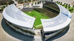 LOOK: New Roughriders Stadium Is
