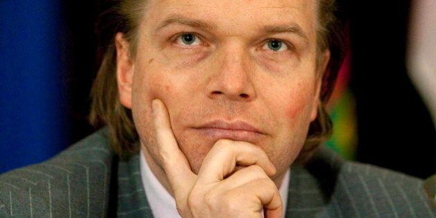 Thomas Lukaszuk Enters Alberta Tory Leadership