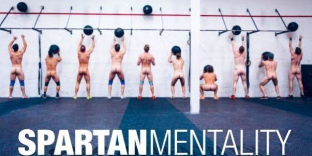 Nude CrossFit At Denmark Gym Is A Thing