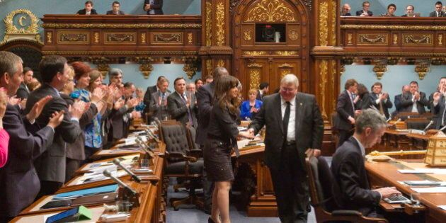 'Dying With Dignity' Bill Restored By New Quebec