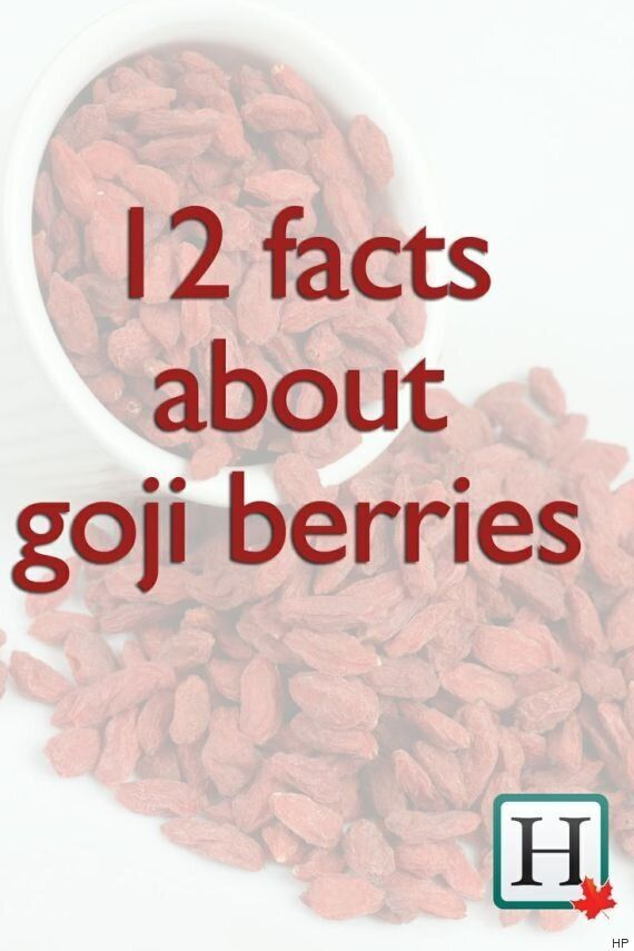 Goji Berry Benefits: 12 Facts About This Healthy