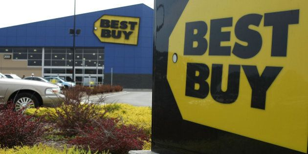 Best Buy Canada In Tailspin Amid 'Significant Industry