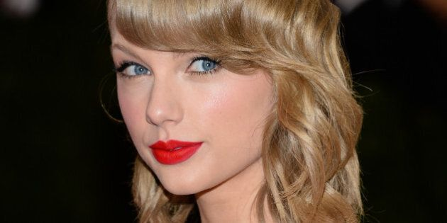 Taylor Swift attends The Metropolitan Museum of Art's Costume Institute benefit gala
