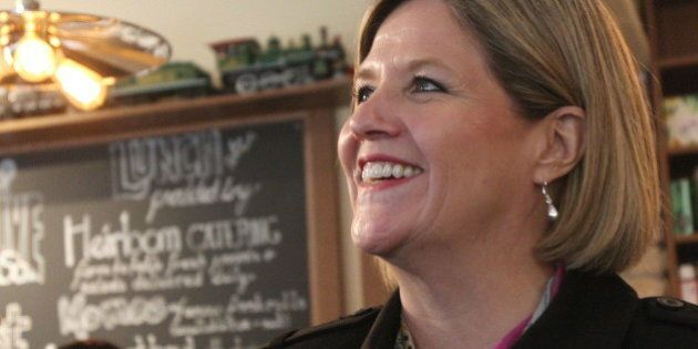 Ontario Election 2014: Horwath Not Worried About Vote