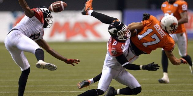 Quincy Butler Suspended From Stampeders After Alleged Taxi