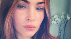 Megan Fox Joins Instagram, Looks