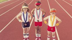 Why Parents of Olympians Aren't Better Than the Average Mom or
