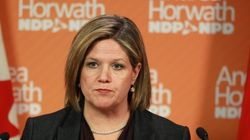 Horwath Silent On Ring Of Fire Development