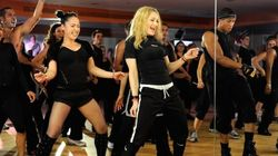 Test Drive: Madonna's Fitness Dance Class Is Not Meant For Mere