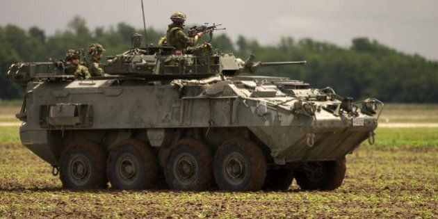 Canadian Military Cancelling $2-Billion Order For New Armoured