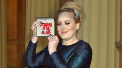 Adele's Cute Meeting With A