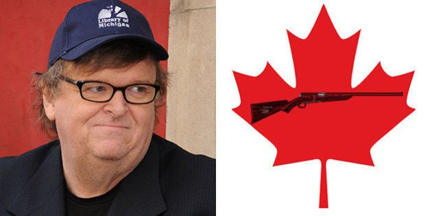 Michael Moore Makes A Big Mistake About Canada And
