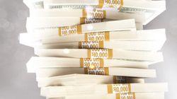 $50 Million Jackpot Won