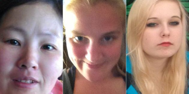 Zhuo Luo, Emily Clancey And Marina Doulis, Toronto Women, Missing, Police