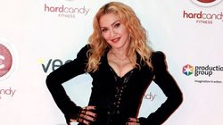Madonna Heats Up Toronto In Sexy Corset
